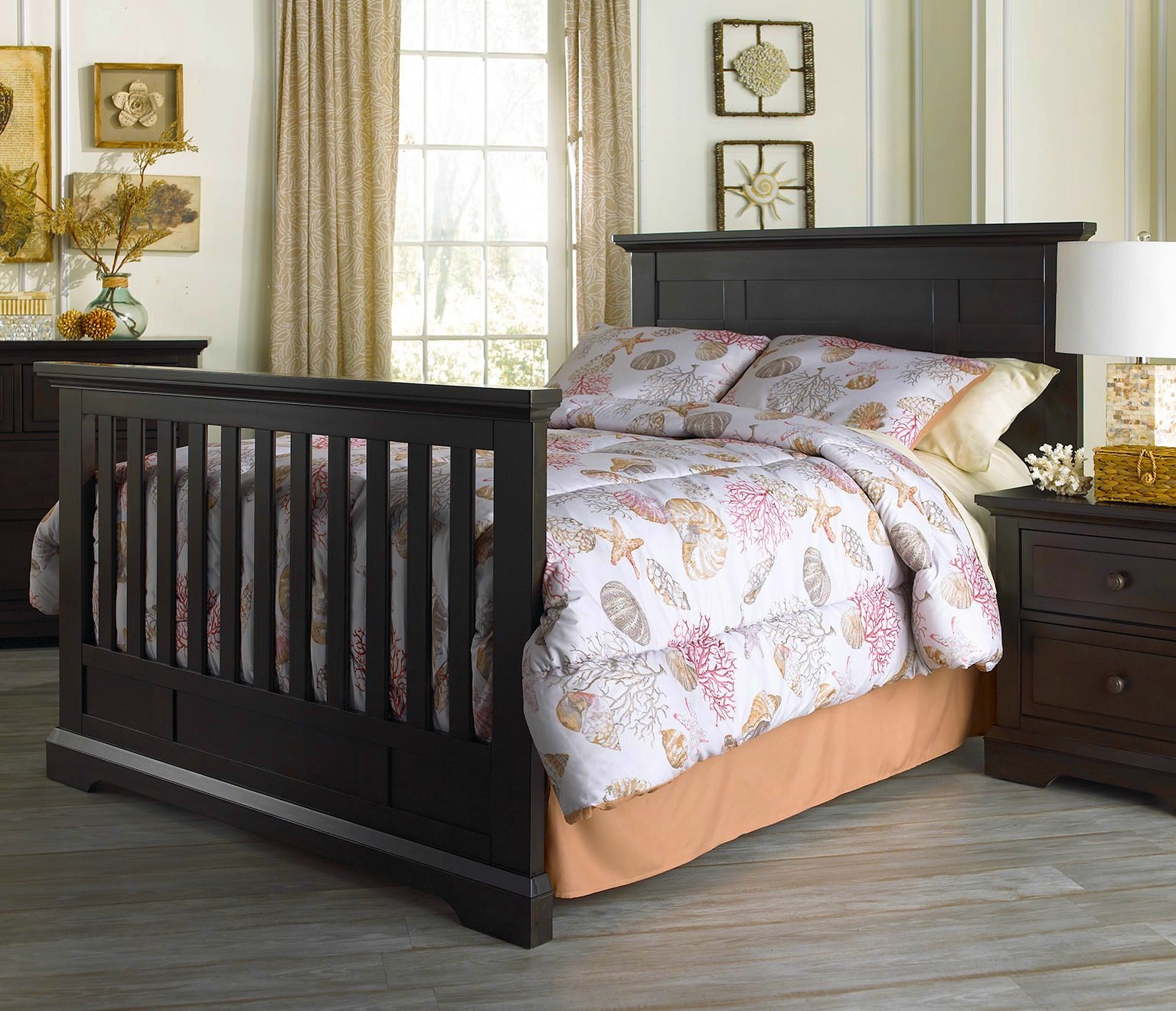 ... Dallas 4 In 1 Full Bed Slate Lifestyle Good Ideas